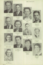 Page 10, 1945 Edition, Gas City High School - Epoch Yearbook (Gas City, IN) online yearbook collection