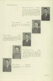 Page 15, 1945 Edition, Gas City High School - Epoch Yearbook (Gas City, IN) online yearbook collection