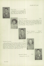 Page 16, 1945 Edition, Gas City High School - Epoch Yearbook (Gas City, IN) online yearbook collection
