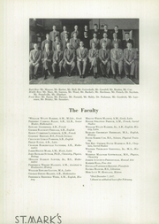 Page 10, 1938 Edition, Saint Marks School - Lion Yearbook (Southborough, MA) online yearbook collection