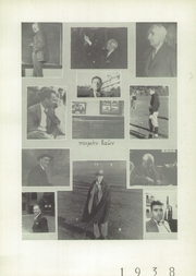 Page 11, 1938 Edition, Saint Marks School - Lion Yearbook (Southborough, MA) online yearbook collection