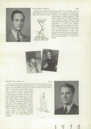 Page 17, 1938 Edition, Saint Marks School - Lion Yearbook (Southborough, MA) online yearbook collection