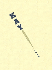 Page 1, 1948 Edition, Kirklin High School - Kay Yearbook (Kirklin, IN) online yearbook collection