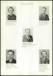 Page 12, 1948 Edition, Kirklin High School - Kay Yearbook (Kirklin, IN) online yearbook collection