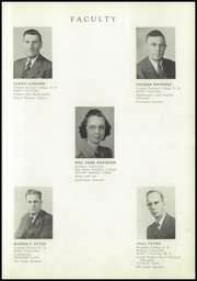 Page 13, 1948 Edition, Kirklin High School - Kay Yearbook (Kirklin, IN) online yearbook collection