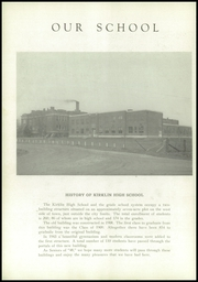 Page 8, 1948 Edition, Kirklin High School - Kay Yearbook (Kirklin, IN) online yearbook collection