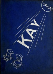 Page 1, 1954 Edition, Kirklin High School - Kay Yearbook (Kirklin, IN) online yearbook collection