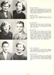 Page 14, 1954 Edition, Kirklin High School - Kay Yearbook (Kirklin, IN) online yearbook collection