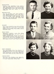 Page 15, 1954 Edition, Kirklin High School - Kay Yearbook (Kirklin, IN) online yearbook collection