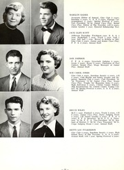 Page 16, 1954 Edition, Kirklin High School - Kay Yearbook (Kirklin, IN) online yearbook collection
