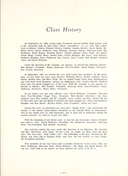 Page 17, 1954 Edition, Kirklin High School - Kay Yearbook (Kirklin, IN) online yearbook collection
