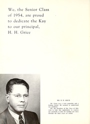 Page 6, 1954 Edition, Kirklin High School - Kay Yearbook (Kirklin, IN) online yearbook collection