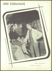 Page 5, 1959 Edition, Vernon High School - Vernonite Yearbook (Vernon, IN) online yearbook collection