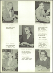 Page 8, 1959 Edition, Vernon High School - Vernonite Yearbook (Vernon, IN) online yearbook collection