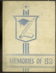 1952 Edition, Williamsburg High School - Memories Yearbook (Williamsburg, IN)