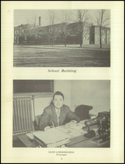 Page 10, 1951 Edition, Leesburg High School - Blazer Yearbook (Leesburg, IN) online yearbook collection