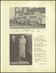 Page 13, 1951 Edition, Leesburg High School - Blazer Yearbook (Leesburg, IN) online yearbook collection