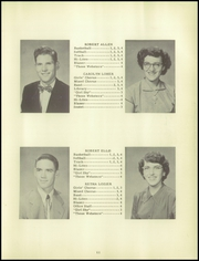Page 15, 1951 Edition, Leesburg High School - Blazer Yearbook (Leesburg, IN) online yearbook collection