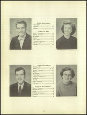 Page 16, 1951 Edition, Leesburg High School - Blazer Yearbook (Leesburg, IN) online yearbook collection