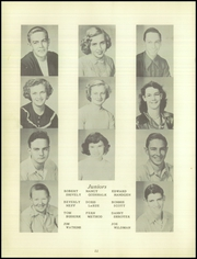 Page 26, 1951 Edition, Leesburg High School - Blazer Yearbook (Leesburg, IN) online yearbook collection