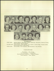 Page 28, 1951 Edition, Leesburg High School - Blazer Yearbook (Leesburg, IN) online yearbook collection