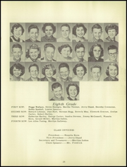 Page 29, 1951 Edition, Leesburg High School - Blazer Yearbook (Leesburg, IN) online yearbook collection