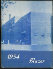 Page 1, 1954 Edition, Leesburg High School - Blazer Yearbook (Leesburg, IN) online yearbook collection