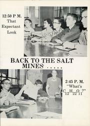 Page 13, 1954 Edition, Leesburg High School - Blazer Yearbook (Leesburg, IN) online yearbook collection