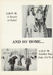 Page 14, 1954 Edition, Leesburg High School - Blazer Yearbook (Leesburg, IN) online yearbook collection