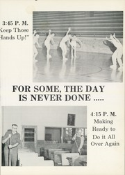 Page 15, 1954 Edition, Leesburg High School - Blazer Yearbook (Leesburg, IN) online yearbook collection