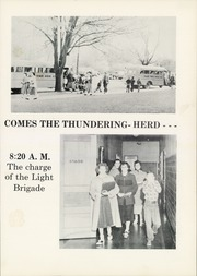 Page 7, 1954 Edition, Leesburg High School - Blazer Yearbook (Leesburg, IN) online yearbook collection