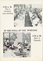 Page 8, 1954 Edition, Leesburg High School - Blazer Yearbook (Leesburg, IN) online yearbook collection