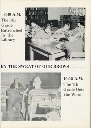 Page 9, 1954 Edition, Leesburg High School - Blazer Yearbook (Leesburg, IN) online yearbook collection