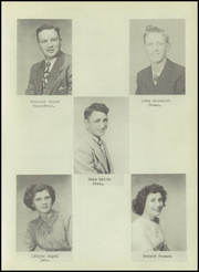 Page 15, 1950 Edition, Monterey High School - Annual Yearbook (Monterey, IN) online yearbook collection