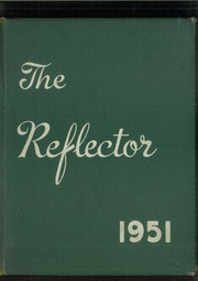 Page 1, 1951 Edition, Lancaster High School - Reflector Yearbook (Bluffton, IN) online yearbook collection