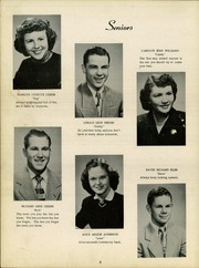 Page 10, 1951 Edition, Lancaster High School - Reflector Yearbook (Bluffton, IN) online yearbook collection