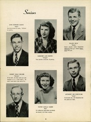 Page 12, 1951 Edition, Lancaster High School - Reflector Yearbook (Bluffton, IN) online yearbook collection