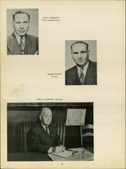 Page 6, 1951 Edition, Lancaster High School - Reflector Yearbook (Bluffton, IN) online yearbook collection