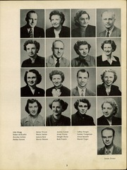 Page 7, 1951 Edition, Lancaster High School - Reflector Yearbook (Bluffton, IN) online yearbook collection