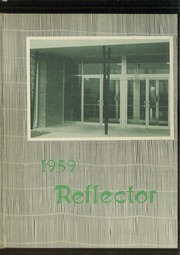 Lancaster High School - Reflector Yearbook (Bluffton, IN) online yearbook collection, 1959 Edition, Page 1