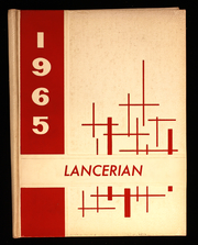 Lancaster High School - Reflector Yearbook (Bluffton, IN) online yearbook collection, 1965 Edition, Page 1