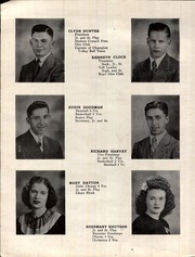 Page 10, 1947 Edition, Harrison Township High School - Harrisonian Yearbook (Gaston, IN) online yearbook collection