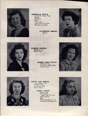 Page 11, 1947 Edition, Harrison Township High School - Harrisonian Yearbook (Gaston, IN) online yearbook collection