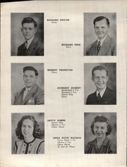 Page 12, 1947 Edition, Harrison Township High School - Harrisonian Yearbook (Gaston, IN) online yearbook collection