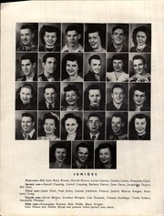 Page 14, 1947 Edition, Harrison Township High School - Harrisonian Yearbook (Gaston, IN) online yearbook collection