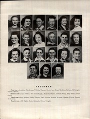 Page 16, 1947 Edition, Harrison Township High School - Harrisonian Yearbook (Gaston, IN) online yearbook collection