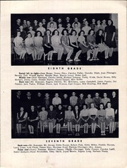Page 17, 1947 Edition, Harrison Township High School - Harrisonian Yearbook (Gaston, IN) online yearbook collection