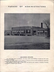 Page 5, 1947 Edition, Harrison Township High School - Harrisonian Yearbook (Gaston, IN) online yearbook collection