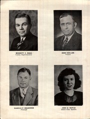 Page 6, 1947 Edition, Harrison Township High School - Harrisonian Yearbook (Gaston, IN) online yearbook collection