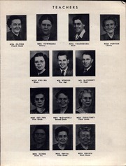 Page 7, 1947 Edition, Harrison Township High School - Harrisonian Yearbook (Gaston, IN) online yearbook collection